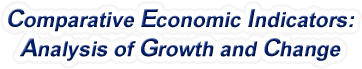 Kansas - Comparative Economic Indicators: Analysis of Growth and Change, 1969-2016