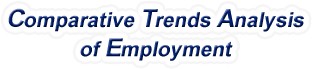 Kansas - Comparative Trends Analysis of Total Employment, 1969-2016